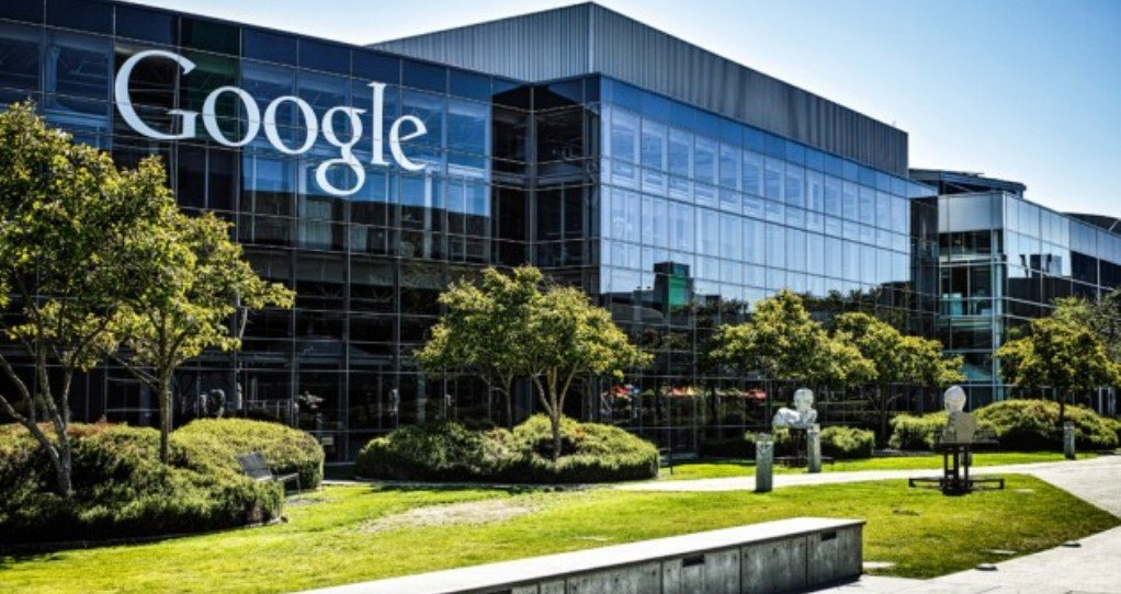 Google not the government is building the future the center news - Google head office photos ...